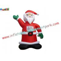 Wholesale Custom design oxford BIG inflatable Outdoor Blow up Christmas Decorations from china suppliers