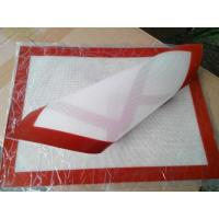 Buy cheap Food grade silpat baking mat customed nonstick silicone baking mat with private label from wholesalers