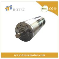 Buy cheap 12mm shaft planetary gearbox small dc motors from wholesalers