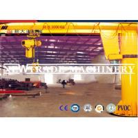 Buy cheap Impoved Working Efficiency 360 Degree Slewing Jib Crane Cantilever Lift from wholesalers