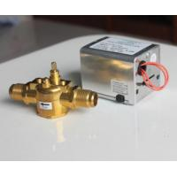 Buy cheap Motorized Zone Control Central Heating Switch Valve 50/60HZ Frequency product