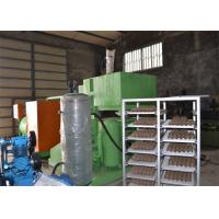 Buy cheap Paper Pulp Molding Machine Egg Tray Manufacturing Machine Low Energy Consumption from wholesalers