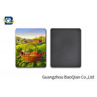 Wholesale UV Offset Printing Lenticular Magnet PET Material 0.45mm Thickness ANTI - Scratch from china suppliers