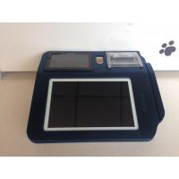 Buy cheap Intelligent Electronic Fingerprint POS with Bank Card Reader Autofocus Camera from wholesalers