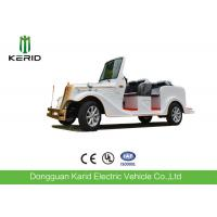 Buy cheap 48V AC Motor Open Top Electric Golf Carts For Sightseeing , CE Certification from wholesalers