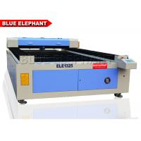 Buy cheap 1300 * 2500mm Co2 Fabric Laser Engraving And Cutting Machine For Metal , Fabric , MDF from wholesalers