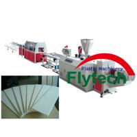 Wholesale 100-603MM PVC CEILING PANEL MACHINE / PVC CEILING PANEL PLANT / PROFILE EQUIPMENT / PVC CEILING PANEL PRODUCTION LINE from china suppliers