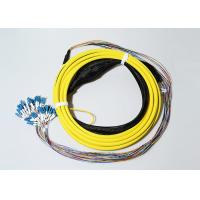 Buy cheap OEM factory high quality LC OM1/OM2/OM3/OM4 Optical Fiber Patch Cord Indoor pre- terminated cable from wholesalers