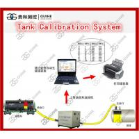 Buy cheap Petrol/diesel station  automatic tank guage volume table tank calibration machine from wholesalers