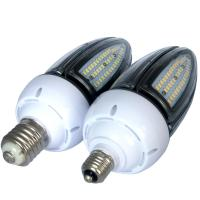 40W IP65  Led Corn Bulb For Canopy Lighting 5 years warranty , 50000 Hours Life Span Manufactures