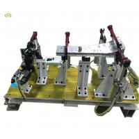 Buy cheap High Precision Assembly / Welding Jig Fixture 460kg With 0.15 Processing Precision product