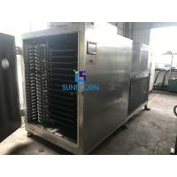 Buy cheap SS 304 Commercial Freeze Drying Equipment , Commercial Food Freeze Dryer from wholesalers