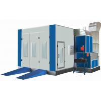 Buy cheap Industrial Stoving Varnish Autobody Spray Booth 0.25m/s Spray Bake Oven from wholesalers