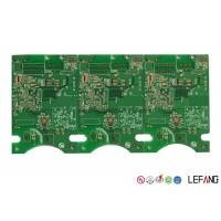 Buy cheap GPS Receiver Module Multilayer PCB Fabrication , Main Printed Circuit Board from wholesalers