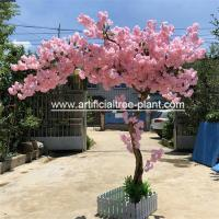 Wholesale Large Artificial Japanese Style Cherry Blossom Tree 2.5m Height Wind Resistant from china suppliers