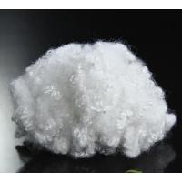 Buy cheap hcs hollow conjugated siliconized polyester fiber from wholesalers