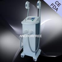Beauty Salon Vertical IPL Beauty Equipment For Ance Treatment / Ance Removal