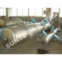 Wholesale 600mm Diameter High Pressure Heat Exchanger Titanium Gr.2  ISO / SGS from china suppliers