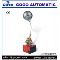 Buy cheap GG-01 globe water level control valve Stainless steel float switch 1'' Floating ball for steam level control from wholesalers