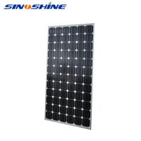 Buy cheap High efficiency 60 cells black friday solar panel with Anodized aluminium alloy product