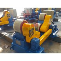 Wholesale Self Aligning Welding Rotator 20T Self Centering Roller Beds Pipe Turning Rolls from china suppliers