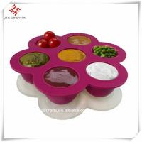 Buy cheap Accept Customized logo Eco-friendly Pvc,Silicone ice cube molds china supplier from wholesalers