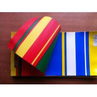 Buy cheap stripe pvc awning fabric ,pvc tent shelter from wholesalers