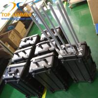 Buy cheap 7 Bands 350W High Power Luggage Portable Vehicle Mounted Jammer Military Blocker GSM 3G 4G from wholesalers