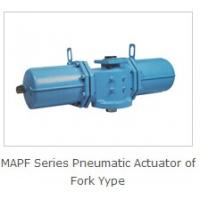 Buy cheap Valve Pneumatic Actuator of Rotary Type from wholesalers