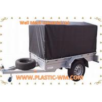 China PVC Cargo Cover Material Oudoor Protection Material PVC Traier Cover on sale