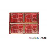Wholesale 6 Layers High Frequency PCB FR - 4 Material For Communication Power Amplifier from china suppliers