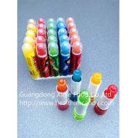 Buy cheap Lipstick Shape Sweet Hard Candy , Funny And Lovely Shape Fashionable Sweet Candy from wholesalers
