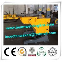 High Speed Electric Turntable Type Automatic Welding Positioner 400-4000mm Manufactures
