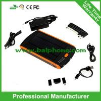 Buy cheap 2015 faster charging solar, solar charger powerbank 6000mah for cellphone from wholesalers