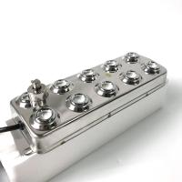 Buy cheap Ultrasonic Fogger 10 Head 12 Head Mist Maker 7kg for Mushroom Fresh keeping without Adaptor from wholesalers