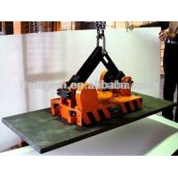 Buy cheap Hand Steel Plate Lifting Magnets Hoist Without Electricity Load Machines Faster from wholesalers