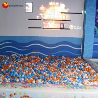 Buy cheap Kid Indoor Playground Interactive Projector Games Vr Park Equipment from wholesalers