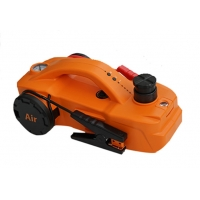 Buy cheap 12V Cordless Hydraulic Jack , Hydraulic Trolley Jack 5 Ton 0.65m air Hose from wholesalers
