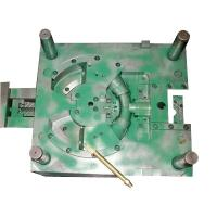 Buy cheap Two Plate Injection Mould Parts For Pipe Fitting With 2 Cavity from wholesalers