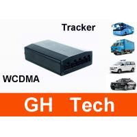 Buy cheap Satellite 3G GPS Tracker Web BasedGPS Tracker Backup Battery Can Connect With RFID Chip Card Sensor from wholesalers