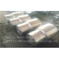 Wholesale Alloy Steel Forged Shafts Blank C35 C45 42CrMo4 36CrNiMo4 4330 34CrNiMo6 4140 SNCM439 BS816M40 4130 4340 from china suppliers