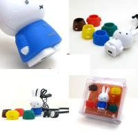 Buy cheap 3.5MM Cute 4 Exchangeable Clothes Miffy Shaped USB Flash Drive Disk MP3 Player from wholesalers