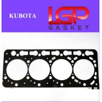 Buy cheap KUBOTA L3408 D1703 L4508 V2003 V2607 V3300 V3800 V3307 D1105 V1505 V1305 3D72 D722 Z482 Z602 Head Gasket from wholesalers