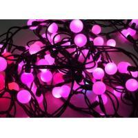 Buy cheap Christmas LED Strip Lights RGBW Cold White 24V LED Bulb String Light product