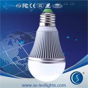 Wholesale Alibaba eco smart aluminum RGB led bulb light from china suppliers
