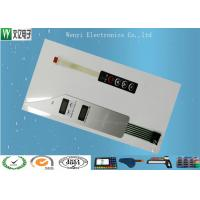 Buy cheap Tactile Polydome Embossing Membrane Switch , Custom Membrane Switch Panel from wholesalers