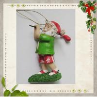 Buy cheap Polyresin Santa Gifts and Crafts product