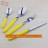 Buy cheap Wholesale Hottest Cheap Wheat Plastic Handle Dinnerware Set from wholesalers
