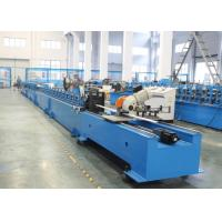 Wholesale GCr15 Roller Door Panel Roll Forming Machine , Shutter Door Making Machine YT233121 from china suppliers