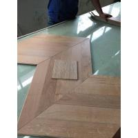 Buy cheap Chervon Parquetry Flooring, oak chervon parquetry; chervon in oak engineered parquet flooring from wholesalers